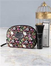 Personalised Floral Fantasy Cosmetic Bag