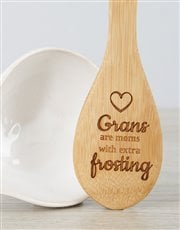 Make gran feel extra special with a gift that will