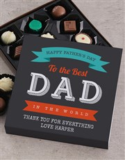Wish the world's best dad a happy Father's Day wit