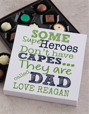 Show dad that he is your hero with this tray of 12