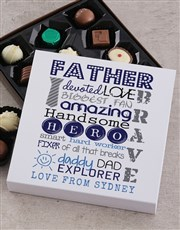 A dad is more than just a parent, so show him with