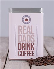 We all know that real dads drink coffee! Spoil him