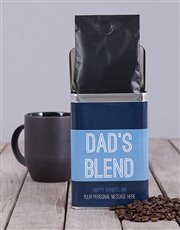 Can your dad not live without his coffee? Spoil hi