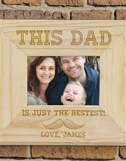 Show dad that he is just the bestest with this awe