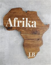 Celebrate the spirit of Africa with an Africa or A