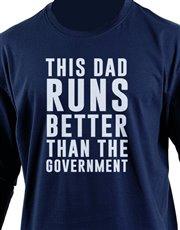 Run dad, run! Spoil daddy dearest with this longsl