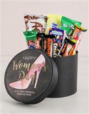 Happy Womens Day Chocolate Box