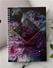 Let a loved one jot down their thoughts in style w