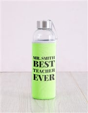 Give the best teacher ever a gift that he or she c