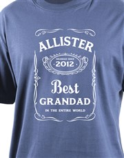 Spoil the best Grandad this Grandparents' Day with