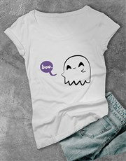 Spoil your boo with this aqua ladies T-Shirt which