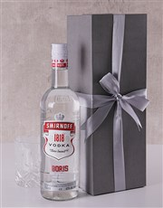 Make a vodka lover's day with this bottle of Smirn