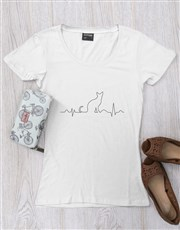 Spoil that cat lover in your life with this white