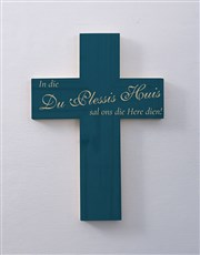 Spoil loved ones with this spiritual wall art whic