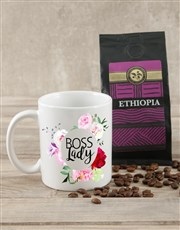 Show your boss lady some appreciation with a mug w