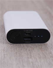 The only thing better than a power bank, is one wh