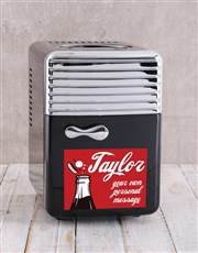 Personalised Cola Desk Fridge