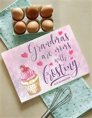 Make that special Grandma feel extra special with