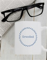 Spoil grandad with this mug which has a cool 'Gran
