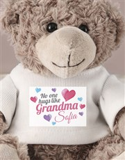 Send Grandma lots of cuddles with this adorable te