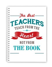 Give that special teacher a gift from the heart th
