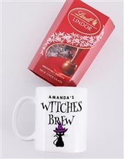 Personalised Witches Brew Mug