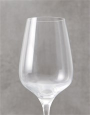 Spoil that wine lover with a red or white wine gla