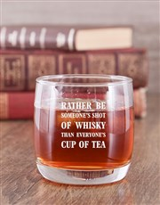 This awesome gift is every whiskey lover's 'cup of