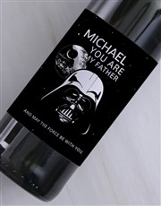 You Are My Father Personalised Wine