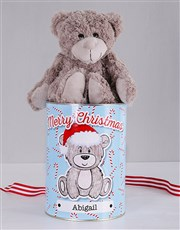 Ensure Christmas cuddles with an adorable teddy be