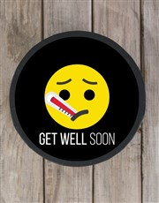 Personalised Get Well Soon Hat Box