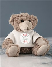 Show your gratitude with a cuddly teddy bear which