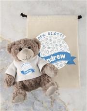 Ensure plenty of birthday cuddles with a cuddly te