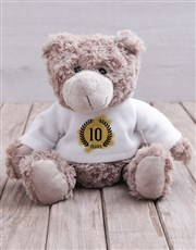 Celebrate that milestone anniversary with a cuddly