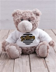 Make it a fabulous birthday with a cuddly teddy wh