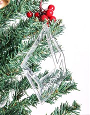 Let a loved one decorate their Christmas tree in s