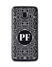 Personalised  Art Deco Samsung Cover
