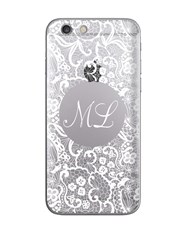Personalised Lace iPhone Cover