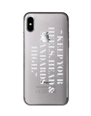 Personalised High Standards iPhone Cover