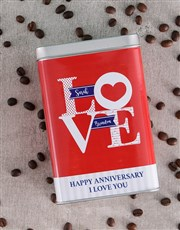 Make it a special love-filled anniversary with thi