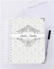 Personalised Royalty Journal