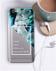 Personalised Arctic iPhone Cover