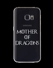 Personalised Mother of Dragons Samsung Cover