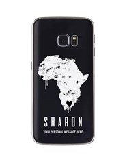 Personalised Africa Samsung Cover