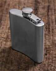 Personalised We Shouldn't Hip Flask