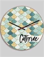 Personalised Good Time Clock