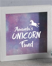 Keep that unicorn dream alive with this white nove