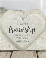 Show your bestie how much her friendship means to