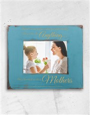 Personalised Can Do Anything Photo Frame