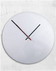 Personalised Photo Clock